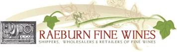 Raeburn Fine wines logo